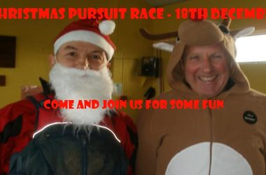 End Of Season Christmas Pursuit Race