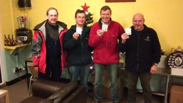 Congratulations to members Geoff Weir, Les Perry and Dave Turtle who recently successfully completed the RYA Level 2 Powerboat Course held on Saturdays 10th and 17th December. Many thanks to […]