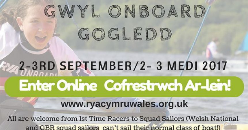 North Wales OnBoard Festival 2017