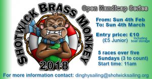 Brass Monkey 2019