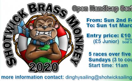 Brass Monkey 2020