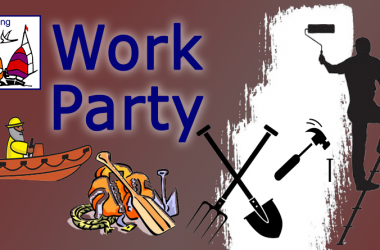 Work Party Sat 7th March