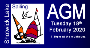 Annual General Meeting 2020 @ The Sailing Club