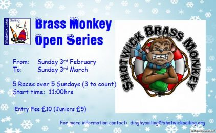Brass Monkey Open Series
