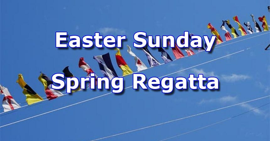 Easter Sunday Spring Regatta (2019)