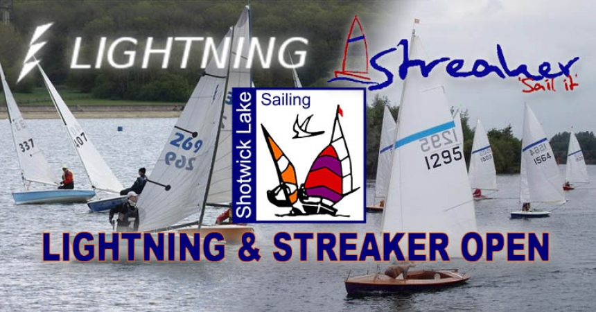 Lightning & Streaker Open Meeting 2019