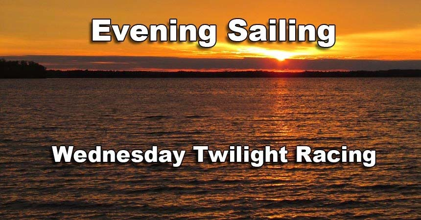 Twilight Evening Series (7:15pm start) 2019