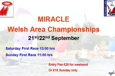 Miracle Welsh Area Championships 2019