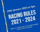Racing Rules Evening Tue 26th January