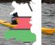 Kayaking Around Wales