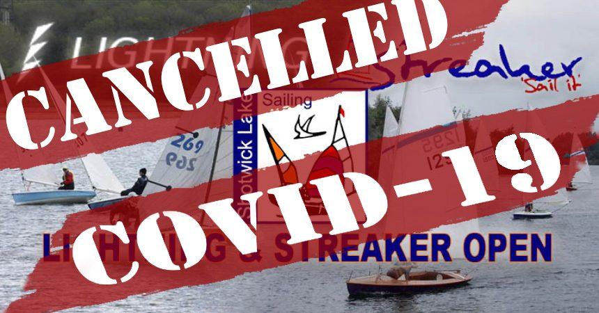Cancelled: Lightning & Streaker Open Meeting