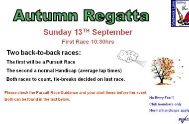 Autumn Regatta