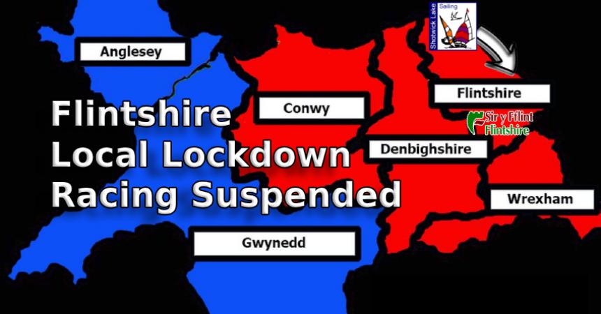 Local Lockdown – Racing Suspended