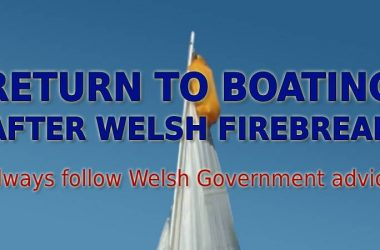Return to Boating After Wales Firebreak