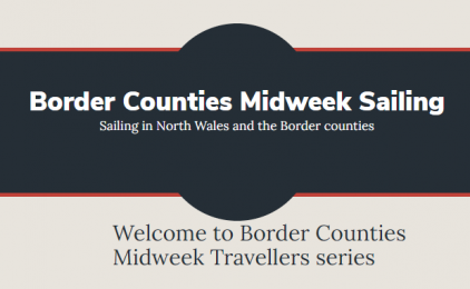 Tuesday 7th September Border Counties Midweek Sailing