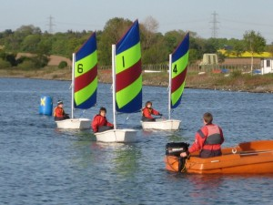 Junior Sailing Course 1 (2019)