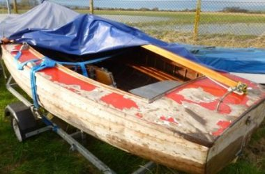 Is your boat tied down securely?