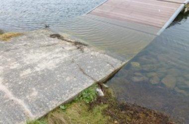 Water Level Rising