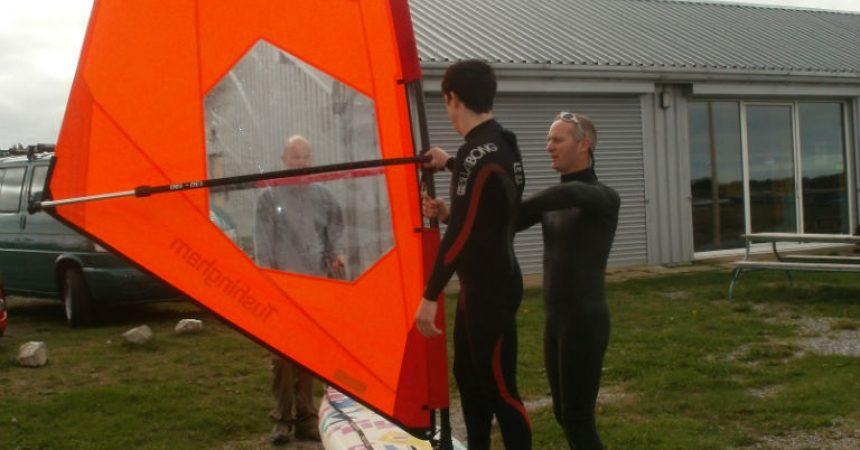 'Start' Windsurfing Course