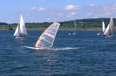 Start Windsurfing course this May at Shotwick Lake Sailing