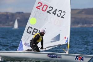Shotwick Sailor wins at Largs