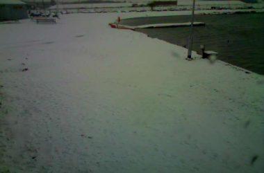 Winter Weather Interrupts Sailing