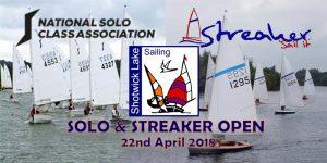 Solo, Streaker & Handicap Open Meeting