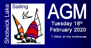 Annual General Meeting 2020 @ The Sailing Club